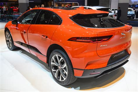 The 2020 Jaguar I-Pace Is the Best Hatchback of the Year