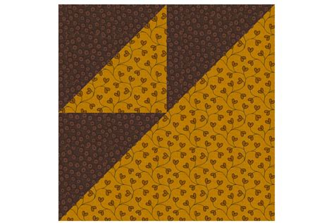 easy maryland beauty quilt block pattern