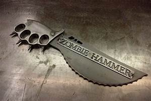 Zombie Hammer Survival Weapons | HiConsumption