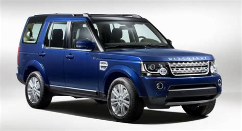 Land Rover Discovery / Lr4 Gets Yet Another Facelift