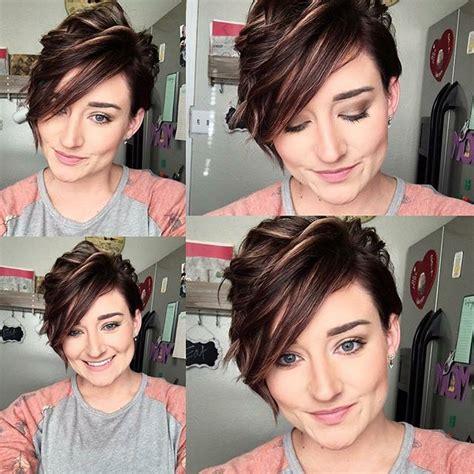 Wie Style Ich Meine Kurzen Haare Wie Style Ich Kurze Haare Bilder