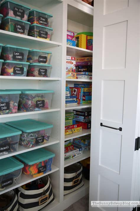 Organized Playroom  The Sunny Side Up Blog
