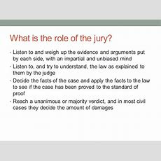 The Jury System Chapter Ppt Download