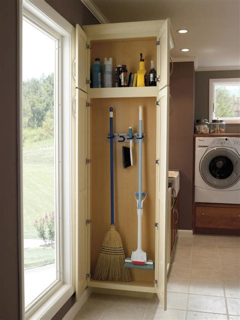 Small Broom Closet Organization Ideas by 20 Best Images About Broom Closet Ideas On