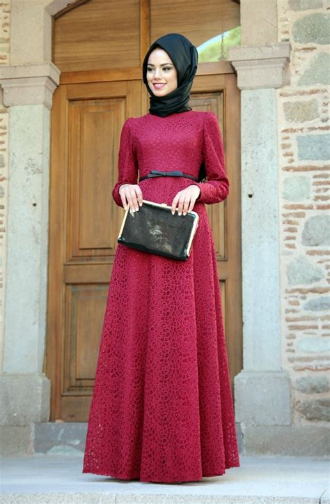 pakaian wanita maxi dress muslim wear that is hijabiworld