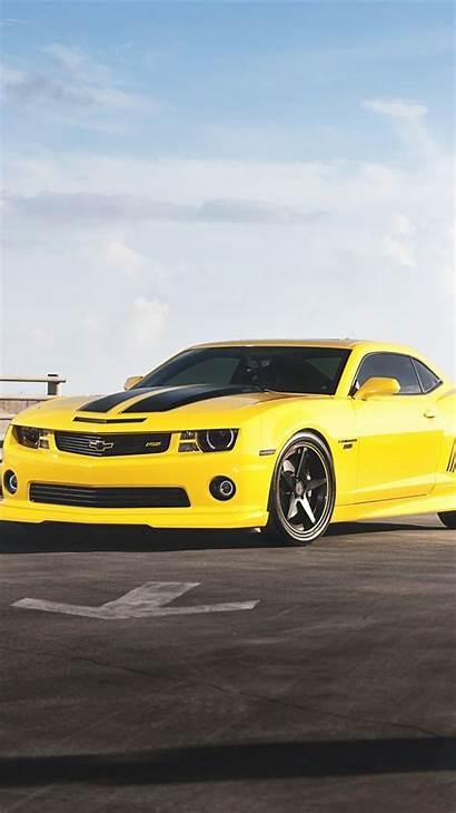 Camaro Pantalla Autos Chevrolet Carros Fondo Imagenes