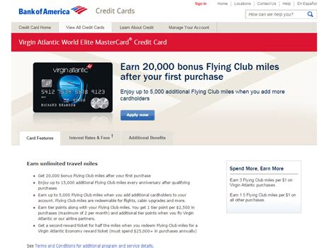 These can be converted into flights on virgin atlantic. How to Apply for a Virgin Atlantic MasterCard Credit Card