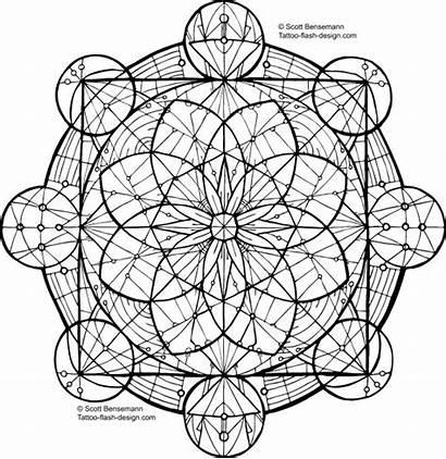 Geometry Tattoo Moon Earth Sacred Tattoos Dance