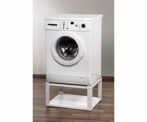 Waschmaschine 50 Cm : xavax waschmaschine untergestell mit ablagefach 61 x 50 cm ab 69 90 preisvergleich bei ~ Eleganceandgraceweddings.com Haus und Dekorationen