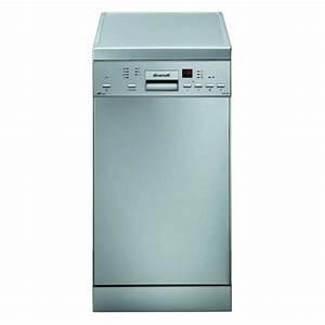 Lave Vaisselle 8 Couverts : brandt dfs1010x lave vaisselle posable 10 couverts ~ Nature-et-papiers.com Idées de Décoration
