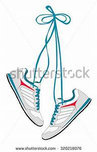 Sneakers Hanging Stock Images, Royalty-Free Images ...