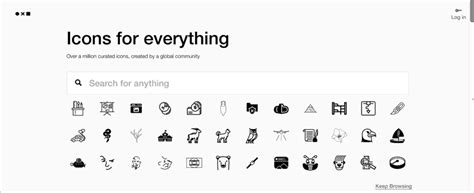 the noun project template free presentation icons powerpoint template present better