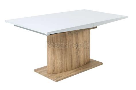 table salle a manger blanc laqu 233 extensible id 233 es de d 233 coration et de mobilier pour la