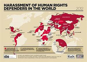 Restrictions on Human Rights Defenders' Access to Funding ...