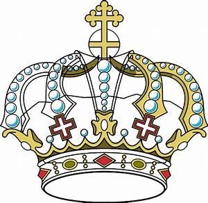 Christ The King Crown clip art - vector clip art online ...