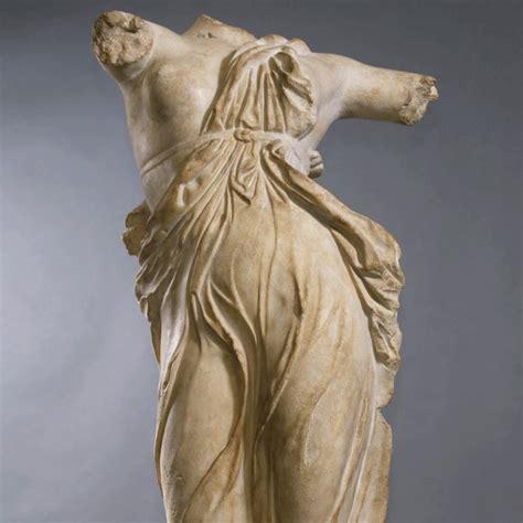 cuisine grecque antique beautiful statue dancer metal base 323 21 bc