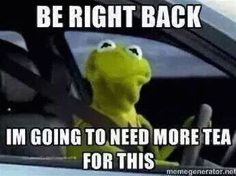 The Best Of The 'that's None Of My Business' Kermit Meme