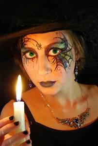 Gruselige Hexe Schminken : halloween make up ideen bilder von hexen karneval pinterest halloween ~ Frokenaadalensverden.com Haus und Dekorationen