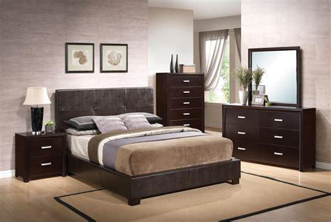 futon sets coaster andreas vinyl upholstered low profile bedroom set