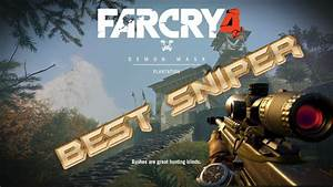 **BEST SNIPER** Far Cry 4 Multiplayer- FC4 MP Tips! (AS50 ...
