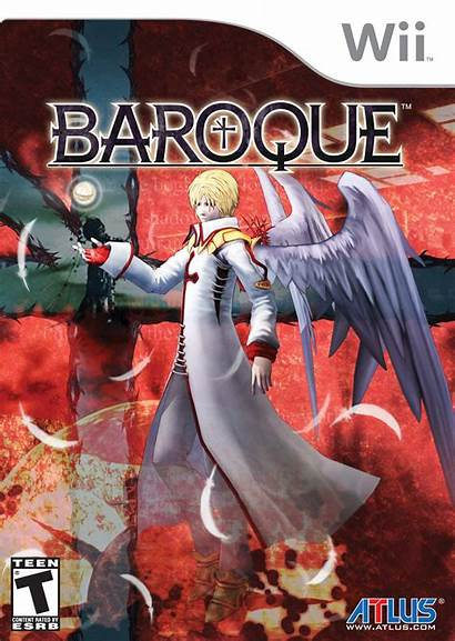 Baroque Wii Games Nintendo Obscure Usa Ign