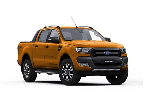 ford ranger wildtrak dual cab auto  salary packaging