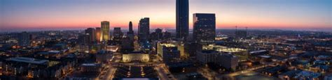 Oklahoma City Skyline Stock Photos, Pictures & Royalty ...