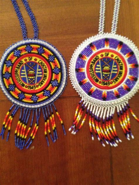 pin  lakeishia wallace  choctaw beadwork bead work