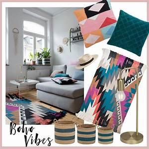 Boho Style Wohnen : so bringst du den boho style in deine wohnung 5 tipps ~ Kayakingforconservation.com Haus und Dekorationen