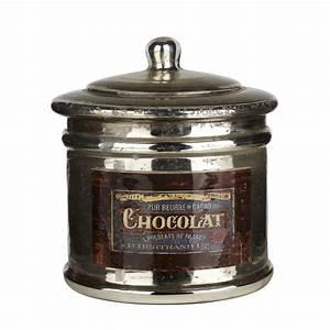Glasdose Mit Deckel : glasdose mit deckel und etikett chocolat 0001003 ~ Markanthonyermac.com Haus und Dekorationen