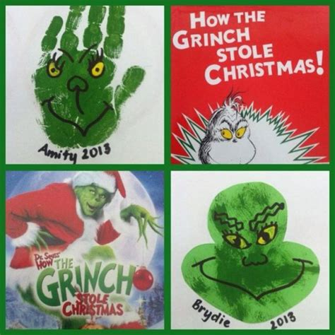 grinch stole christmas activities pictures to pin on