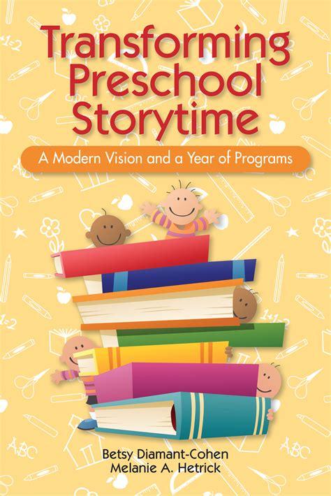 a modern vision for transforming preschool storytime 712 | diamantCohenRGB