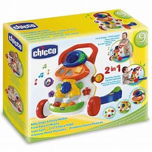 Mobile Mit Musik : chicco 2in1 mobile lauflernhilfe gehfrei mit musik wei ~ Jslefanu.com Haus und Dekorationen
