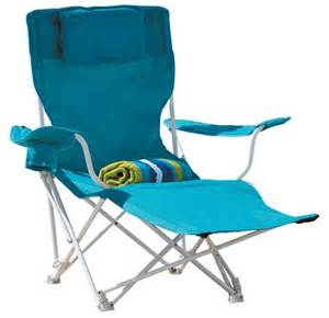 folding beach lounger walmart ca