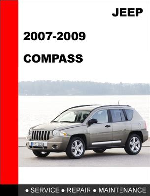 car repair manual download 2007 jeep compass seat position control jeep compass 2007 2009 factory service repair manual download man