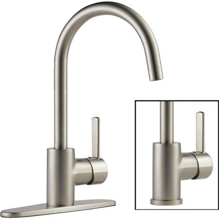 Peerless Kitchen Faucets At Walmart by Delta Peerless Apex Single Handle Kitchen Faucet With