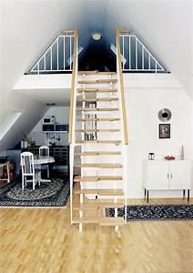 Treppe Zum Dachboden Nachträglich Einbauen : platzsparende treppen f r innenr ume stadler treppen blog ~ Orissabook.com Haus und Dekorationen