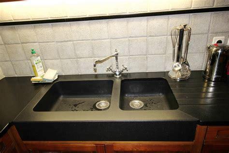 evier cuisine en evier de cuisine en granite maison design bahbe com