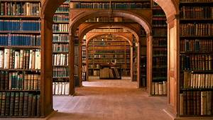 15 Wonderful HD Library Wallpapers