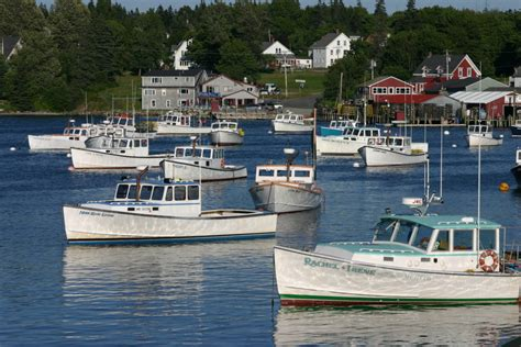 Lobster Boat In Maine by Lobster Boat Names We Best Of Maine Maine Magazine