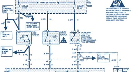 buick park avenue wiring diagram circuit harness wiring