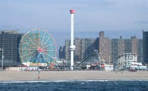 Coney Island Brooklyn New York