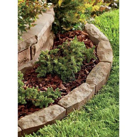 best edging landscaping edging stones gardening guide