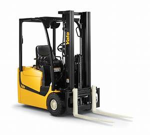 Full Yale Material Handling Product Line Distributed By