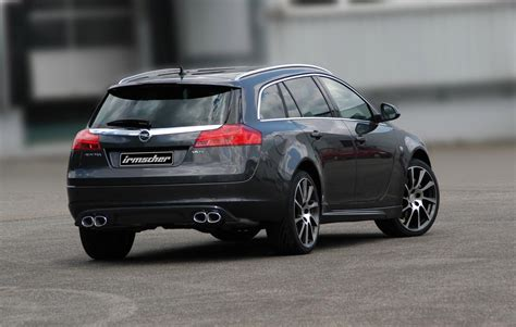 Image Gallery Opel Insignia Tourer