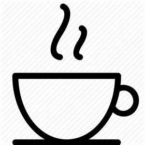 Breakfast, coffee, cup, hot, morning, tea, warm icon ...