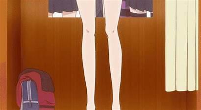 Swimsuit Episode Doujins Senryuu Shoujo Anime Omake