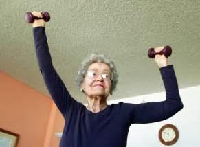 EXERCISE FOR THE ELDERLY Exercise for Seniors