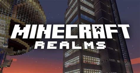 minecraft pocket edition realms returning  neurogadget