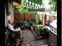 great patio design ideas for small gardens Ideas For Small Gardens Porch Back Yard Very Great Patio ...